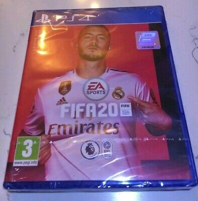 FIFA 20 PS4 brand new and sealed