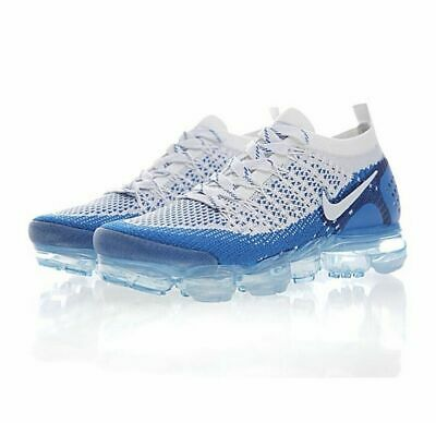 Nike Air Vapormax Flyknit 2.0 Original Authentic Mens Running Shoes Sneakers