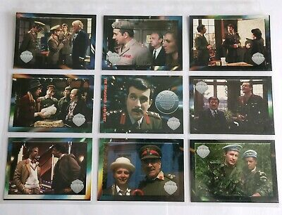 Rare Doctor Who Trading Cards Series 4 The Brigadier And Unit