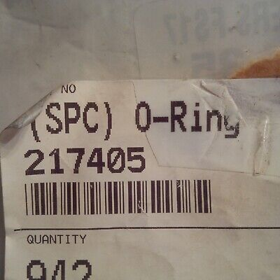 Two Case IH New Holland O Ring Part # 217405 Made in the USA