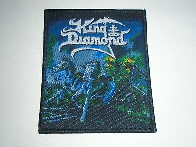 King Diamond Abigail Woven Patch