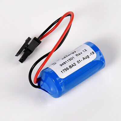 1200mAh 3.0V PLC Lithium Battery For 1756-BA2 BR2/3A-AB HHT Series 1770-XY