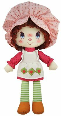 Strawberry Shortcake Retro Doll - Classic Rag
