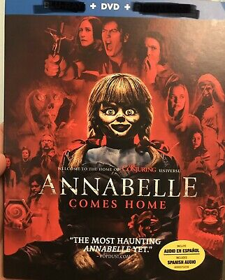 Annabelle Comes Home 2019 DVD Disc Only - Please Read - Horror - The Conjuring