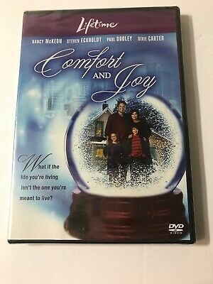 Comfort and Joy (DVD, 2010) Brand new Sealed