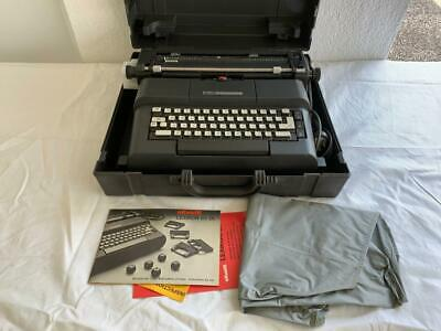 Vintage Olivetti Lexikon 83 D.l Electric Home / Office Typewriter