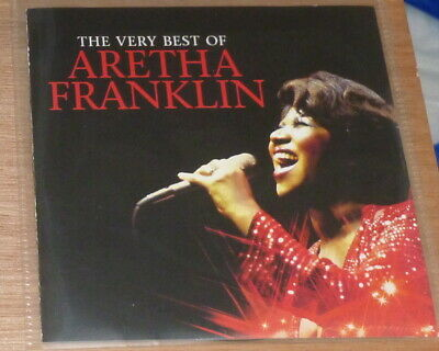 Aretha Franklin Very Best Of cd