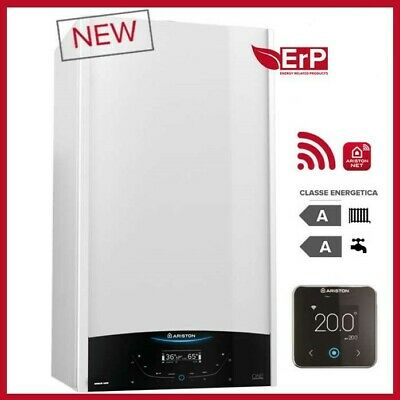 Caldaia A Condensazione Ariston Genus One Net 35 KW WI-FI Metano + Kit Fumi