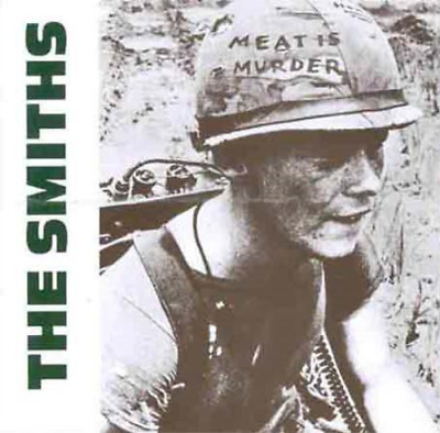 The Smiths-Meat Is Murder CD NEW