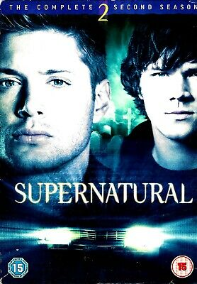 [DISCS ONLY] Supernatural - The Complete Second Season DVD TV Series 2