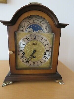 Franz Hermle Table Clock