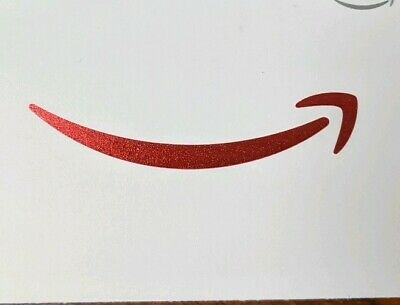 Amazon Gift Card $15.00 - New Un-Redeemed