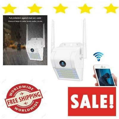 Solar Powered Wifi Security Camera Wireless Ip 1080p Hd Ptz Security Camera Home
