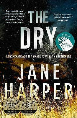 New The Dry by Jane Harper (Paperback) Free Postage