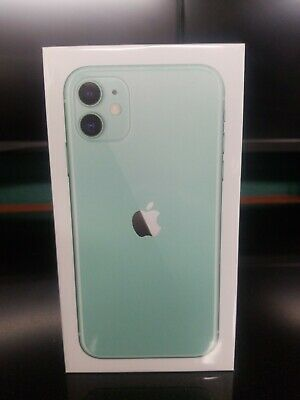 NEW Apple iPhone 11 - 64GB - Green (VERIZON ONLY) A2111 SEALED CLEAN #1