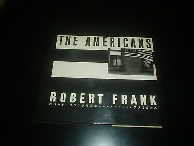 THE AMERICANS Robert Frank Japanese Edition