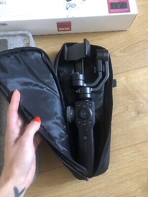Zhiyun Smooth 4 3-axis Handheld Gimbal Stabilizer for Smartphones Plus Soft Case