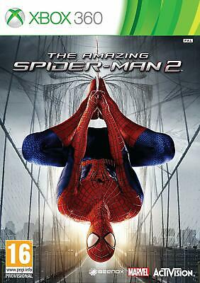 The Amazing Spider-Man Spiderman Spider Man 2 Ii L'uomo Ragno Xbox360 Xbox 360