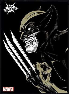 Topps Marvel Collect Digital Trading Cards - NYCC Comic Con Exclusive Wolverine