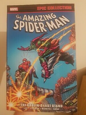 Amazing Spider-Man Epic Collection Vol 7 The Goblins Last Stand