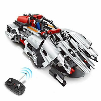 RC Car for Kids Engineering Toys, Educational STEM Gift for Boys & Girls, RC