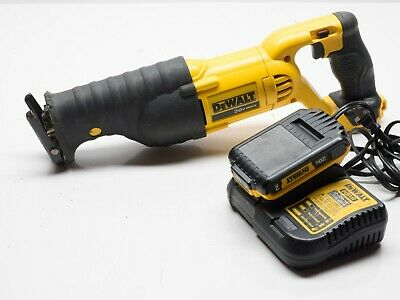 DeWalt DCS380 20V Reciprocating Saw w/ Battery and Charger