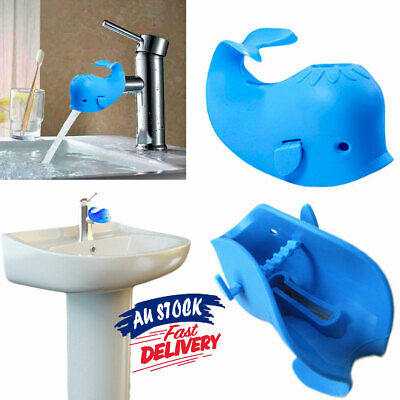 Tap Cover Protector Safety Faucet Edge Corner Tub AU Cute Whale Guard Baby Bath