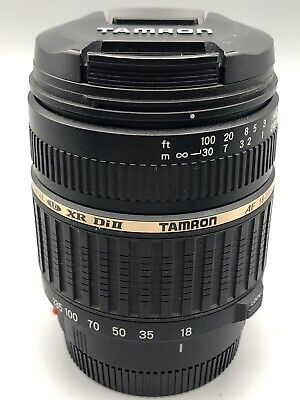 Tamron 18-200mm AF F/3.5-6.3 Di II LD (IF) Lens Model For Sony A Mount Cameras