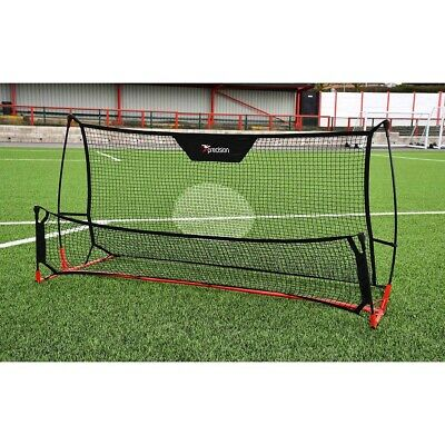 Precision Pro Dual Rebounder Fooball Soccer
