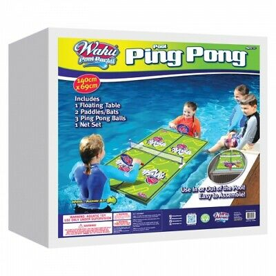 NEW Wahu  Pool Ping Pong - in MULTI -  Toys -  Toys