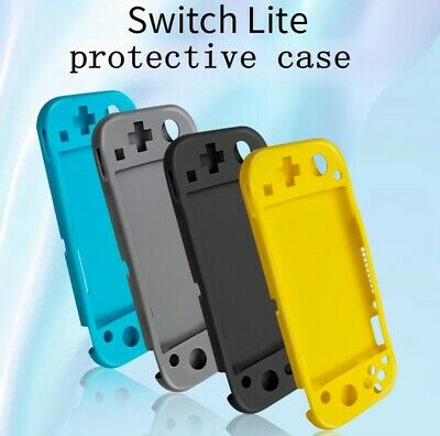 Silicone Case for Nintendo Switch lite Soft Full Body Shock Protective Cover
