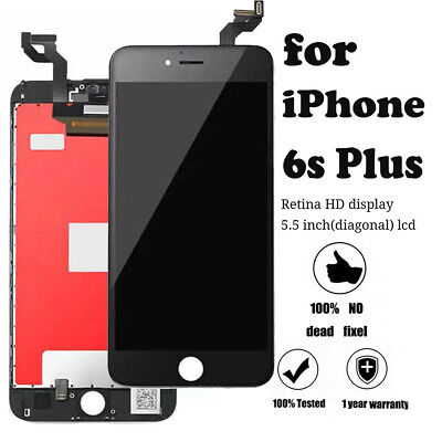 """5.5"""" LCD Screen Display Digitizer Touch Replacement Assembly For iPhone 6s Plus"""