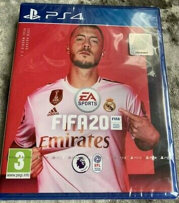 Fifa 20 Ps4 New And Sealed