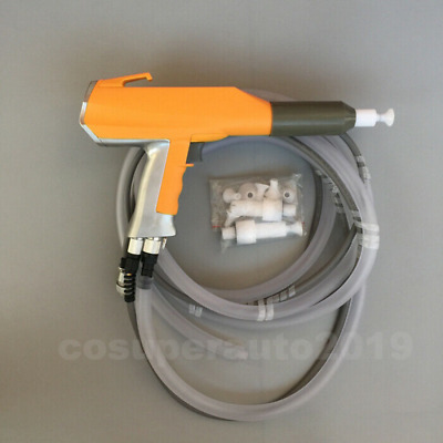 Aftermarket Replacement Electrostatic Powder Coating Spray gun with wire 3 pins
