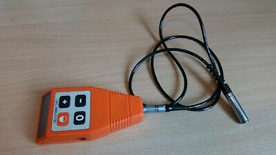 Elcometer 345 Coating Thickness Gauge - Digital - USED + INCLUDES POUCH