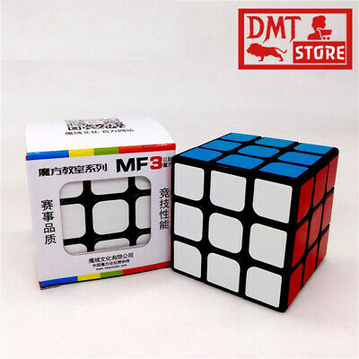 Magic Cube Rubik's Ultra smooth Speed Colorful Sticker 3x3x3Puzzle Professional