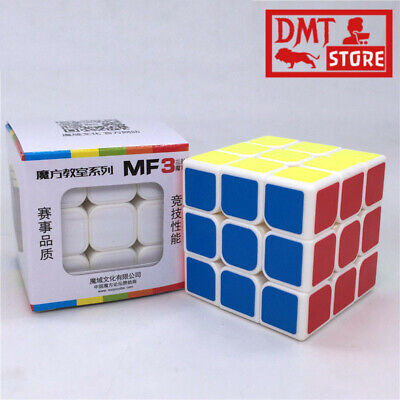 Magic Cube Rubik/'s Ultra smooth Speed Colorful Sticker 3x3x3Puzzle Professional