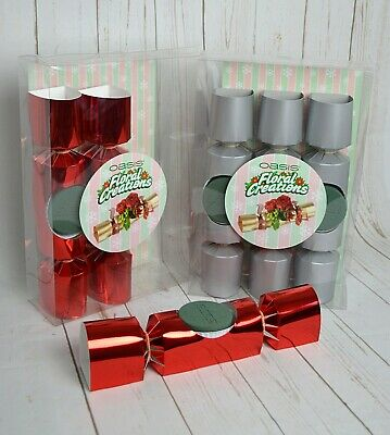 Oasis Floral Foam Crackers - Box of 3 - Christmas fresh displays