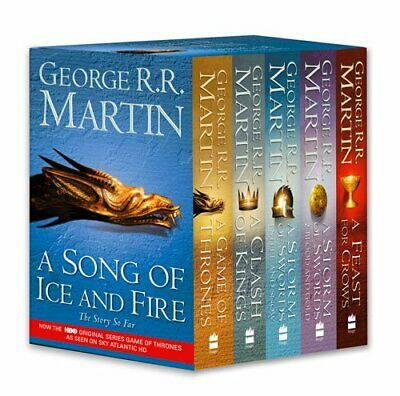 A Game of Thrones: The Story Continues (A S... by Martin, George R.R. 0007448058