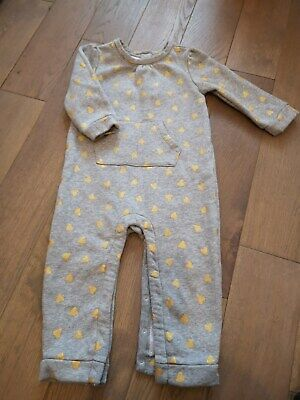 Girls' baby GAP All in One Playsuit Jumpsuit Size 18-24 months