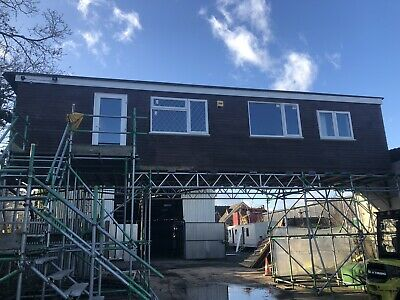 40ft Long 10ft Wide Self Contained Office