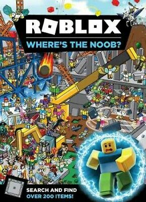 Roblox Where's the Noob? Search and Find Book | Egmont Publishing UK