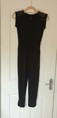 Girls One Piece Trouser Suit Age 9-10yrs from George.