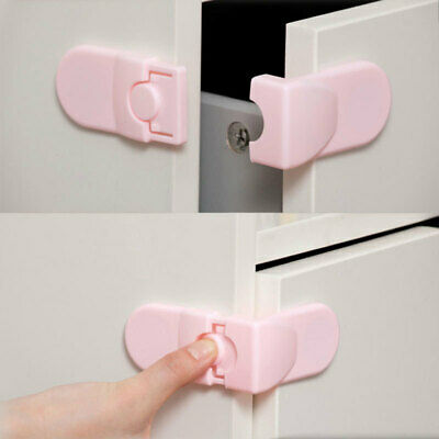 5X Multifunction Child Safe Locks Right Angle Desk Corner Kids Protection Cover