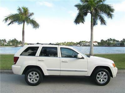 2008 Jeep Grand Cherokee LIMITED CRD DIESEL 4WD 1OWN NAV/CAMERA CARFAX! 2008 JEEP GRAND CHEROKEE LIMITED CRD DIESEL 4WD 1OWN NAVI/REAR CAMERA CARFAX!