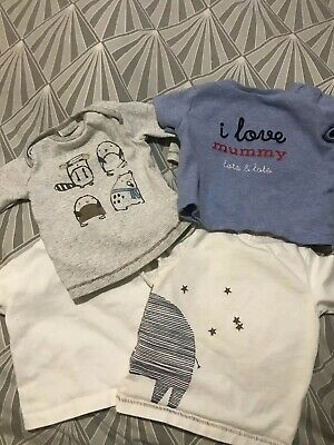 baby boys clothes bundle 0-3 months John Lewis Marks & Spencer'S Next Ect