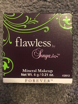 Forever Living Flawless Sonya Mineral Foundation