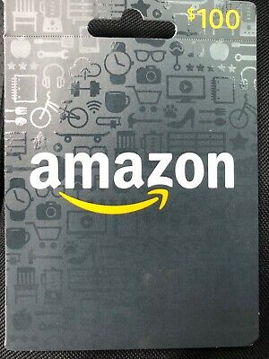 $100 Amazon Gift Card **Free Shipping**