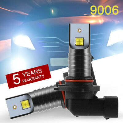 110W H4 H7 H11 9005 9006 CREE LED Headlight Conversion Globes Bulbs Beam 6000K