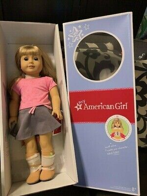 NEW Retired My American Girl JLY #38 doll strawberry blonde red hair RARE